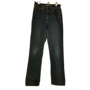Levi Strauss Denim Jeans Pants Slim 512 Straight